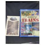 Train books - Luxury trains - Mountain incline
