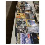 Life and times magazines + more