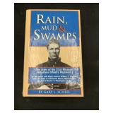 Rain mud and swamps by gary scheel.copyright 1998