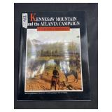 Kennedsaw mountain and the atlanta campaign by