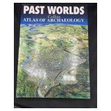 Past worlds atlas of archaeology copyright 1995