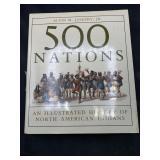 500 nations by alvin josephy jr. 1894 copyright