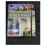 Great battles of world war 2 includes film