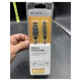 Belkin usb 2.0 printer cable