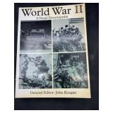 World war 2 a visual encyclopedia by john keegan