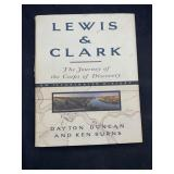 Lewis and Clark the journey of corps discovery by