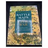 Battle maps of the civil war by richard o