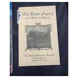roaring river heritage and the baker legacy books