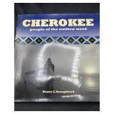 Cherokee people of the written world by wayne