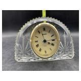 Glass Steiger clock