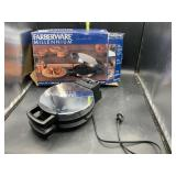 Farberware waffle maker