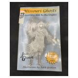 Missouri Ghosts by joan gilbert copyright 2001