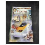 A guide to trains by david jackson. copyright