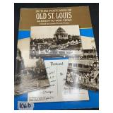 Old st. louis postcards by louis french foster no