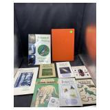 Animal and nature books