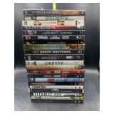 21 dvds