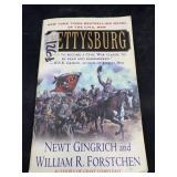 Gettysburg chapter book copyright 2003