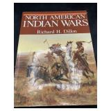 North american indian wars by richard dillion