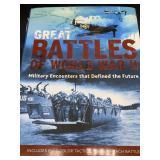 Great battles of world war 2 no author copyright