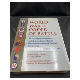 World war 2 order of battle copyright 1984 by