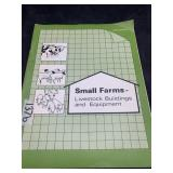 Small farms - livestock buildings and equipment