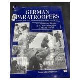 German paratroopers by chris mcnab copyright 2000