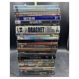 26 still sealed dvds