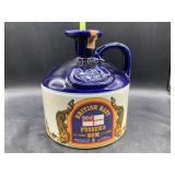 British navy pussers rum jug