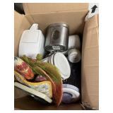 Misc kitchen items