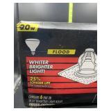 6 new 90 Watt Flood Lights