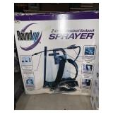 New in Box Round Up 2in 1 Backpack Sprayer