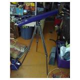 Sears 200 power reflector telescope. As is. With