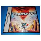 Tornado AUTHENTIC (Nintendo DS, Game 2008) with