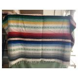 Native American style blanket