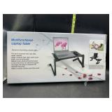 Multifunctional laptop table - new