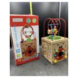 New 7 in 1 activity cube