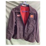Vintage shell jacket size large-XL
