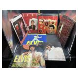 6 Elvis vinyl records