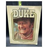 Duke the John wayne album book