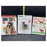 3 books about dogs