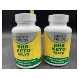 2 BHB kepo salts dietary supplements - 60
