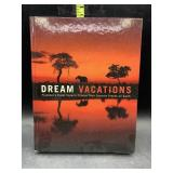 Dream vacations book