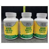 3 BHB kepo salts dietary supplements - 60