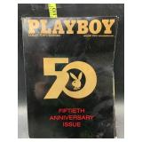Playboy 50th anniversary collectors edition