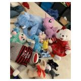 Very nice Stuffed animals