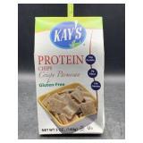 Protein chips - crispy parmasan - gluten free -