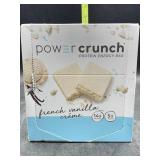 Power crunch protein energy bar - French vanilla