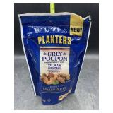 Planters grey poupon roasted mixed nuts - 5.5oz
