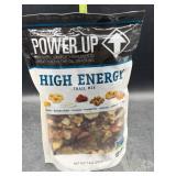 Gourmet nut power up high energy trail mix - 14oz