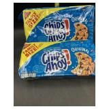 2 boxes original chips Ahoy cookies- family size